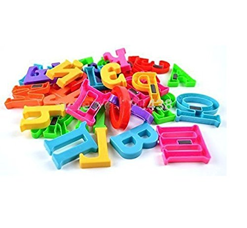 28Pcs Arabic Alphabet Letter Fridge Magnet Magnetic Puzzle Alphabet Stickers Drawing Board Accessories Photo #3
