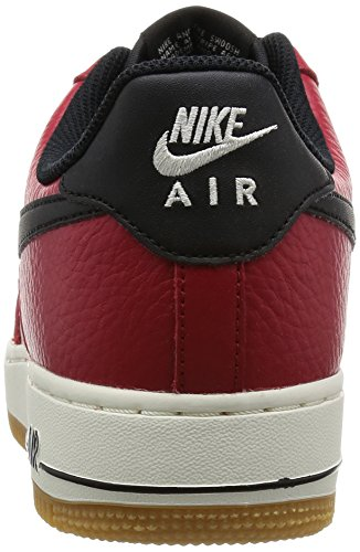 Nike - Air Force 1 - 820266600 - Color: Rojo - Size: 44.5