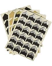 PuTwo Pack of 8 Self-Adhesive Photo Corner Sticker DIY Photo Mounting Corners Photo Scrapbook Albums Accessories