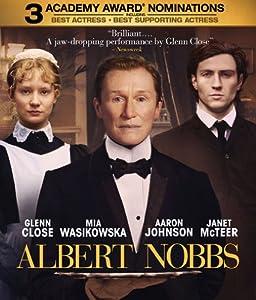 Cover Image for 'Albert Nobbs'