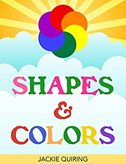 Shapes Colors Kindergarten Full Color Illustrated ebook product image