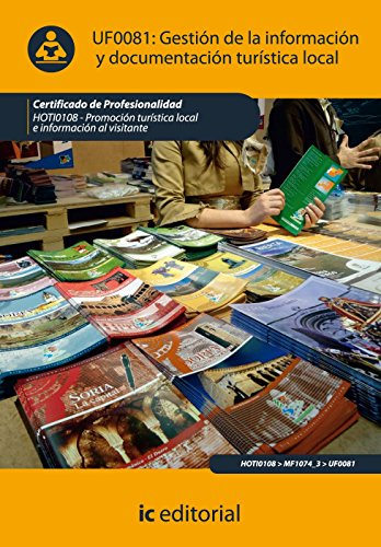 GESTION DE LA INFORMACION Y DOCUMENTACION TURISTICA LOCAL (AJUS AL CER