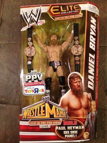 Daniel Bryan Costume (WWE Elite Collection Exclusive Best of Pay-Per-View 2013 Daniel Bryan Action Figure (Build Paul)
