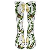 Englen Socks Coat Of Arms Of Guatemala Athletic Tube Stockings For Men & Women