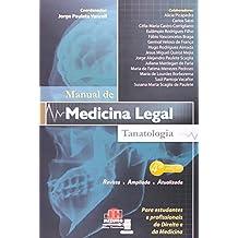 Manual De Medicina Legal. Tanatologia
