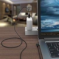 Amazon.com: Magnético carga rápida USB tipo C power cable ...