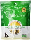 Fruitables 953020 8-Pack Countables Dog Treats Pumpkin And Apple, 7-Ounce