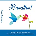 Breathe: How to Stay Calm, Confident and Collected in Even the Most Stressful Situations | David Adamson