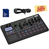 Korg Electribe Sampler Music Production Station Bundle with SD Card, 3.5mm Stereo Cable, and Austin Bazaar Polishing Cloth