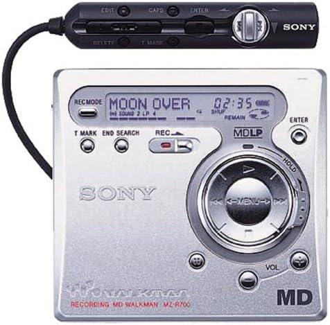 Sony MZ-R700PC Enregistreur MiniDisc portatif