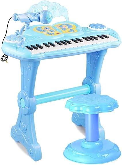 LIUFS-El teclado Piano Electrónico para Niños Piano Pequeño ...