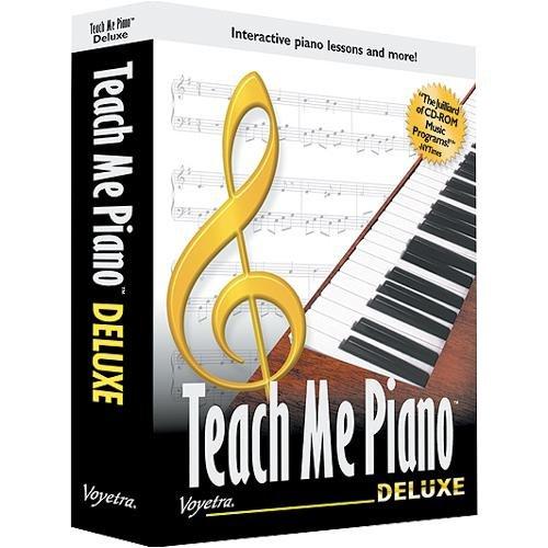Amazon Voyetra Teach Me Piano Deluxe W Free Pocket Chord