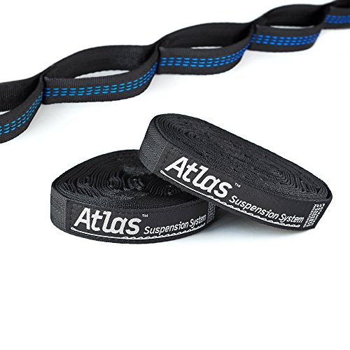 Eagles Nest Outfitters ENO Atlas Straps XL, Hammock Suspension (Big Rack Outfitters)