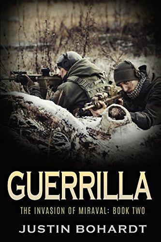 Guerrilla (The Invasion of Miraval) (Volume 2) ebook