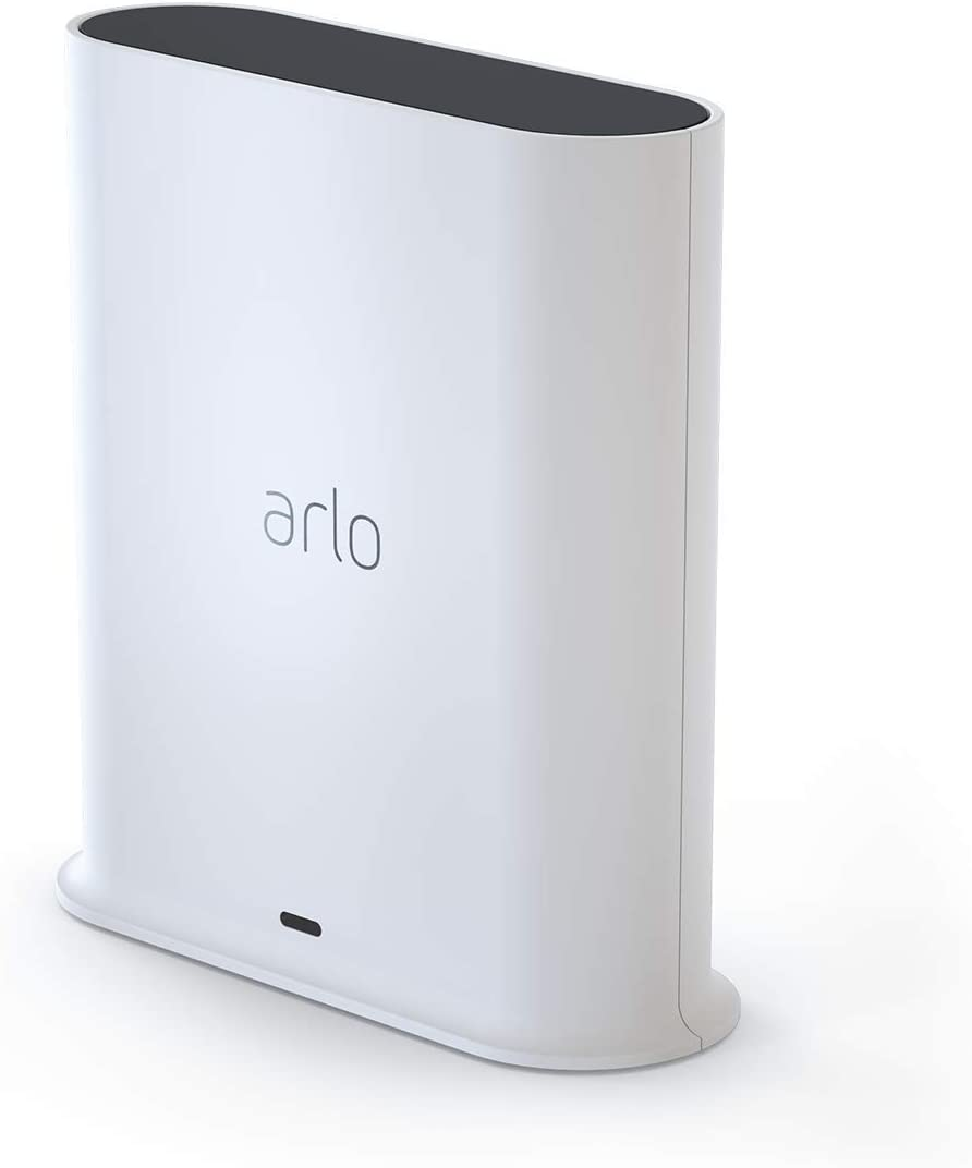 Arlo Certified Accessory - Arlo Smart Hub | Build Your Own Arlo Kit | Compatible with Arlo Ultra, Pro 3, Pro 2, and Pro Cameras