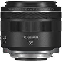 Canon RF 35mm F1.8 IS STM Macro RF3518ST Compact System Camera Lens Black