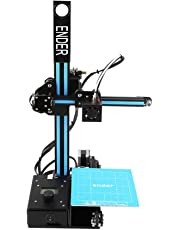 Comgrow Creality3d Ender2 3D Printer with Heated Build Plate,Includes Micro SD card Build Size 5.9x5.9x7.8 inches