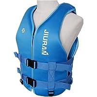 CaCaCook Fast material räddningsväst, fast väst flytväst, boj sommar flytväst vuxen flytväst barn dykträning…