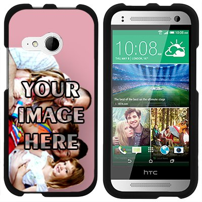 HTC One Mini 2,NEW [Customizable by Buyers] [Create Your Own Phone Case] Slim Fitted Hard Shell Protector Cover for HTC One M8 Mini 2, HTC One Remix by MINITURTLE, - A Create Remix