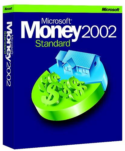 Microsoft Money 2002 Standard Version