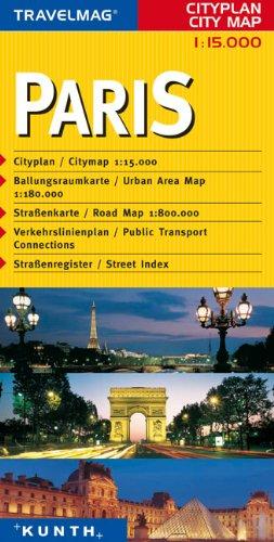 Cityplan : Paris
