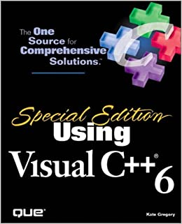 Mfc Programming With Visual C++ 6 Unleashed pdf free