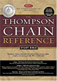 download ebook the thompson chain reference study bible: new king james version, burgundy genuine leather, gilded gold page edges pdf epub