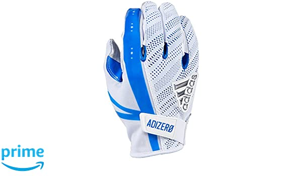 Amazon.com : adidas 5 Star 6.0 Receivers Gloves, White/Royal, XX-Large : Sports & Outdoors