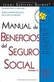 Manual de Beneficios para el Seguro Social, Stanley A. Tomkiel, 1572481862