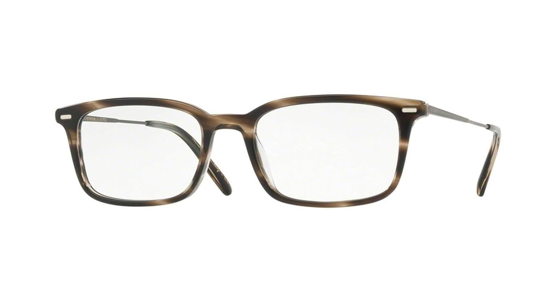 New Oliver Peoples OV 5366U WEXLEY 1612 CINDER COCOBOLO Eyeglasses