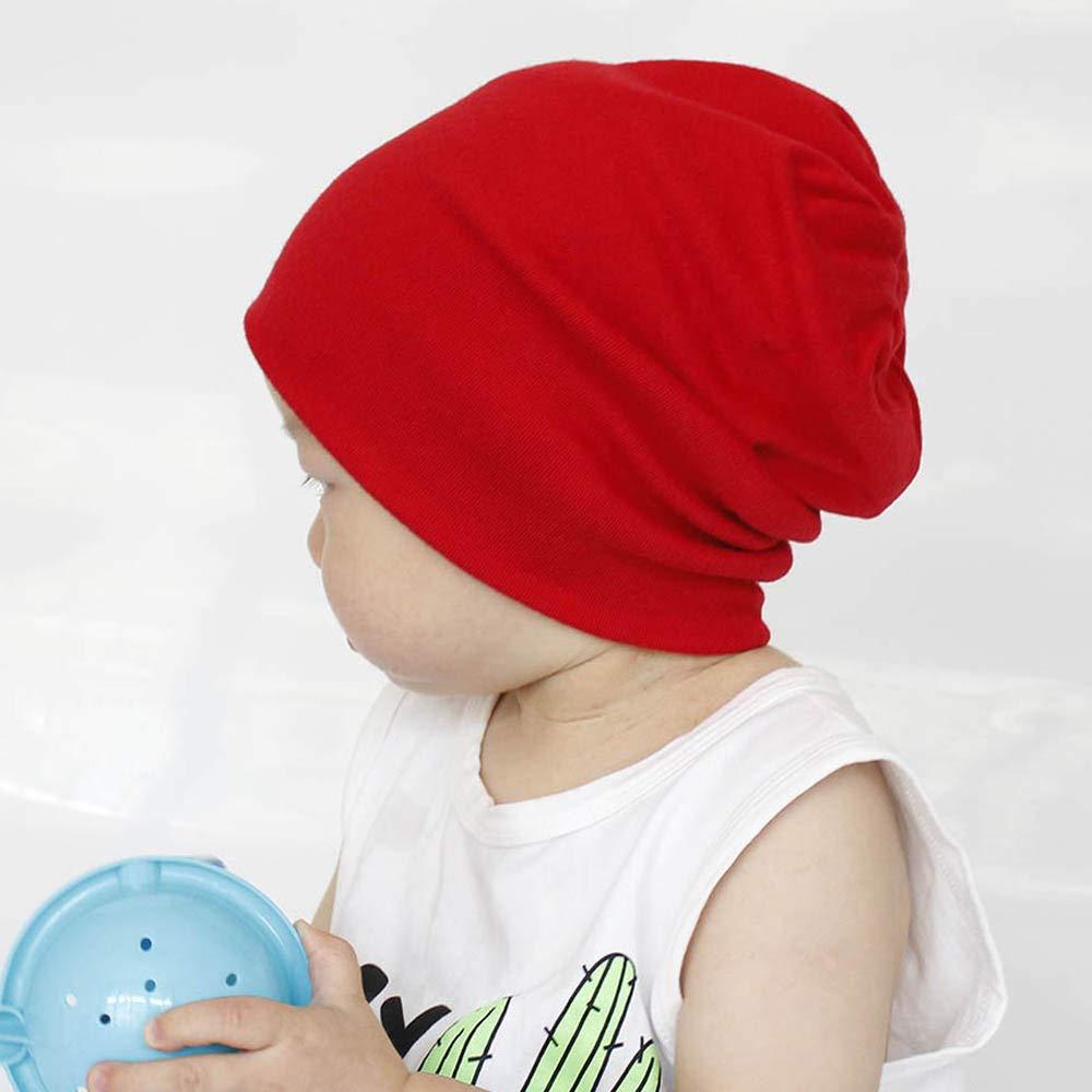 Enfants b/éb/é Fille gar/çon Infantile Coton Doux Hip Hop Chapeau Bonnet squarex Chapeau B/éb/é