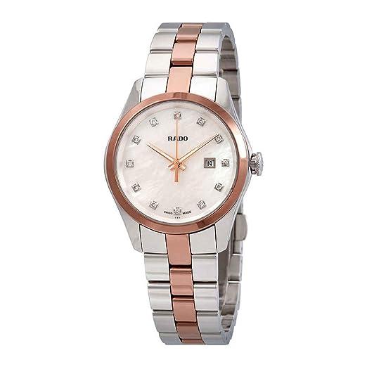 Rado HyperChrome R32976902 - Reloj de cuarzo para mujer: Amazon.es: Relojes