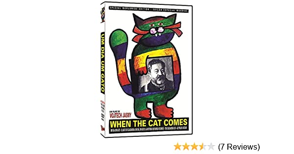 Amazon.com: When the Cat Comes(aka)the Cassandra Cat(aka) the Cat Who Wore Sunglasses - La Historia Que Nunca Ocurrió - Un Jour Un Chat - Un Día, Un Gato ...