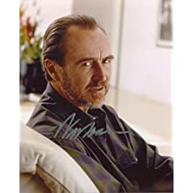 Wes Craven Signed / Autographed 8x10 Glossy Photo. Includes FANEXPO Certificate of Authenticity and Proof. Entertainment Autograph Original.