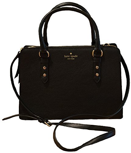 Kate Spade New York Mulberry Street Lise Purse (Black) -