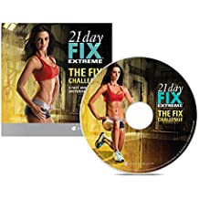 Beachbody The Fix Challenge: Introductory Workout DVD to 21 Day Fix Extreme - 1 workout