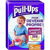 Huggies Pull-Ups Calzoncillos de Aprendizaje para Niño, 29