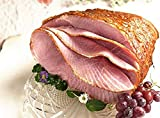 Fully Cooked Spiral Cut Honey Glazed Holiday Ham. Low Sodium and Gluten Free. 9 - 10 pounds. Serves 16 - 20. Smoked Meat and Baked with Honey