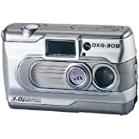 DC DXG-308 3MP Digital Camera (OLD MODEL)
