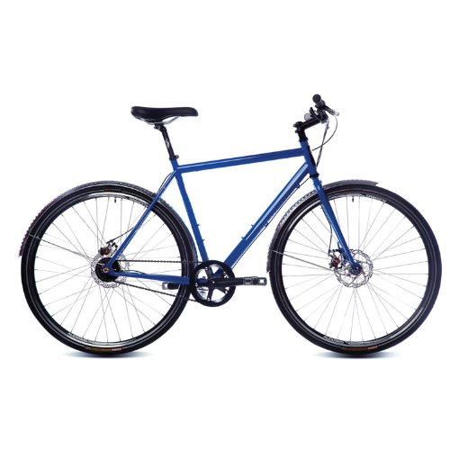 Swobo Fillmore 8 Speed Bicycle (Frame Size : 60cm/One Size), Victoria Blue