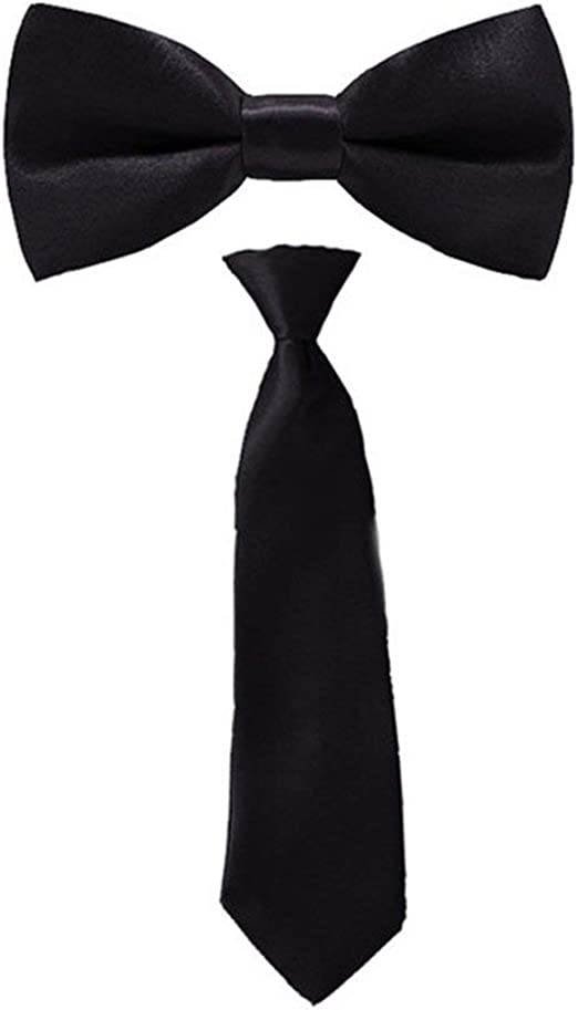 Many Colors Childrens Bow Tie for Boys /& Girls