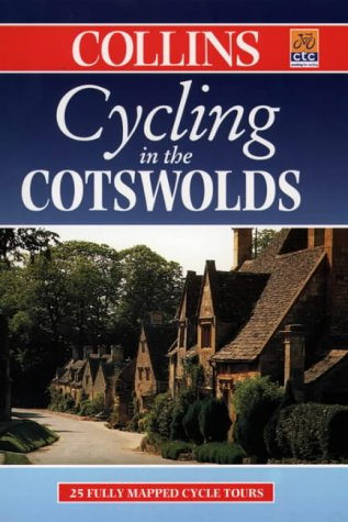 Cycling in the Cotswolds (Cycling Guide Series)|-|0004486803