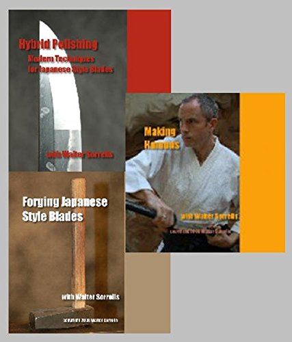 Make a Japanese Style Sword DVD Set by Sorrell
