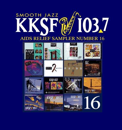 Kksf 103.7 - Aids Relief Sampler 16 by Kksf