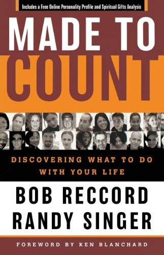 Made to Count: Discovering What to Do with Your (Halloween Ministry Ideas)