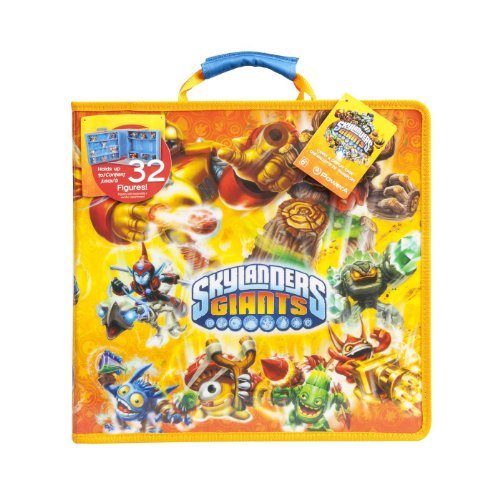 POWER A SKYLANDERS CARRY & DISPLAY CASE (Skylanders Accessories)