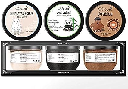 Coffee Body Scrub By Body Luv Exfoliating Body Scrub Made To