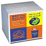 Cleanwaste D007W00 Go Anywhere 100-Pack Waste Kits