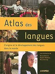 Atlas des langues