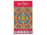 Infinite Reflections Adult Coloring Poster Set - Pack of 36